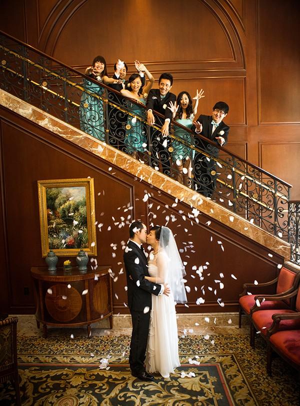 c wedding party