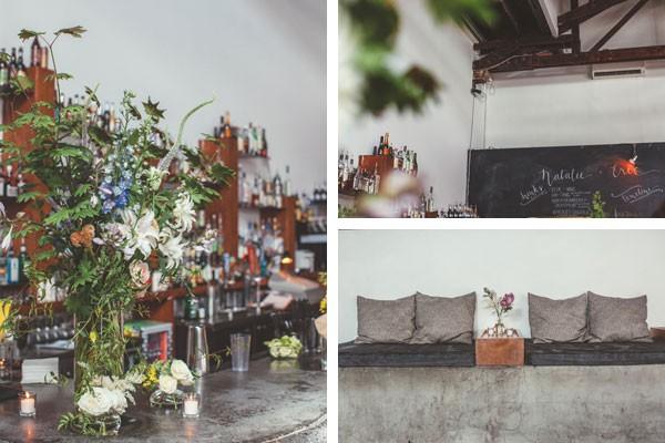 industrial wedding venue for modern wedding