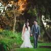 Luke and Grace's Escondido, CA Vineyard Wedding by Red Trolley Studio