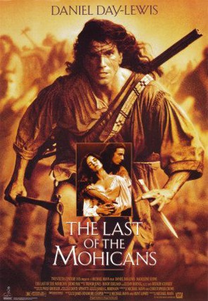 Last of the Mohicans movie poster