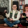 Lorraine & Kyle's Hilarious Engagement Session by Powers Photography Studios